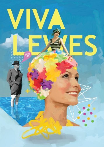 Viva Lewes June 2015 Issue #105