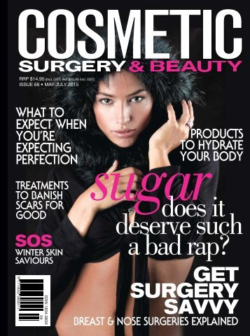 Cosmetic Surgery and Beauty Magazine #68