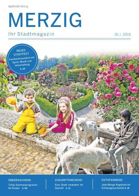 Stadtmagazin Merzig 01|2015