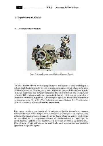 6 a 2. Arquitectura de motores - EPS Online
