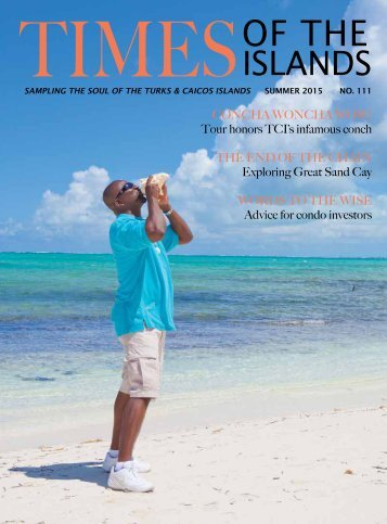 Times of the Islands Summer 2015