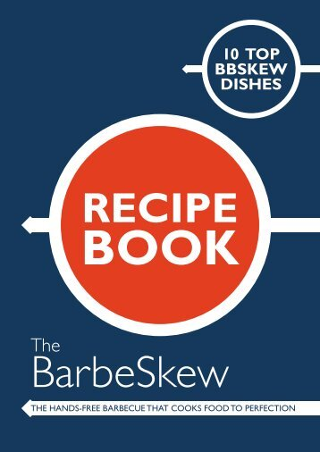 Recipes in English - The BBQ Store