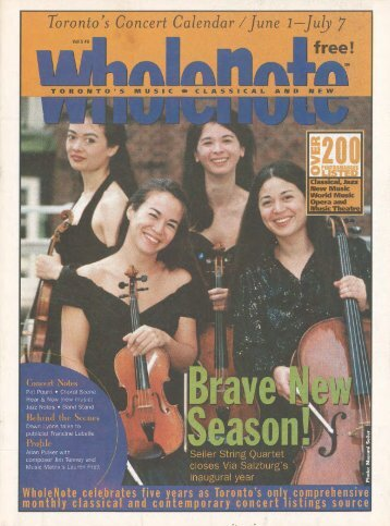 Volume 5 Issue 9 - June 2000