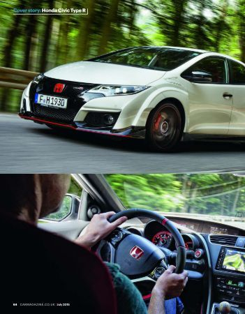 Cover story: Honda Civic Type R