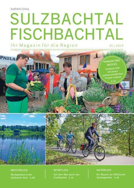 Gemeindemagazin Sulzbachtal-Fischbachtal 01|2015