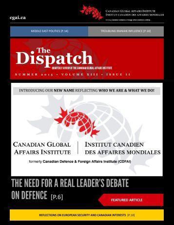 Dispatch_-_Summer_2015