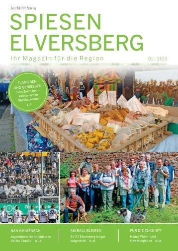 Gemeindemagazin Spiesen Elversberg 01|2015