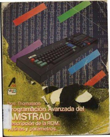 Programacion avanzada del Amstrad.pdf - La Biblioteca de los 8 bits