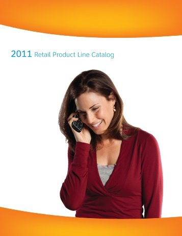 2011 Retail Product Line Catalog - Badger Communications