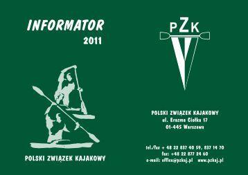 Informator PZK-aj