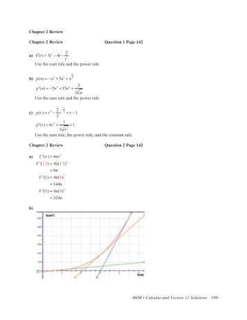 mhr calculus and vectors 12 pdf