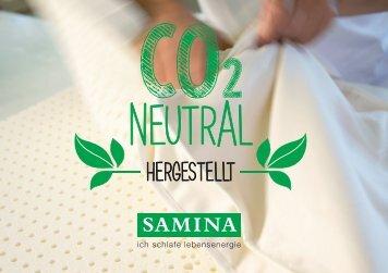 SAMINA Schlaftipps - Gesund und klimaneutral schlafen