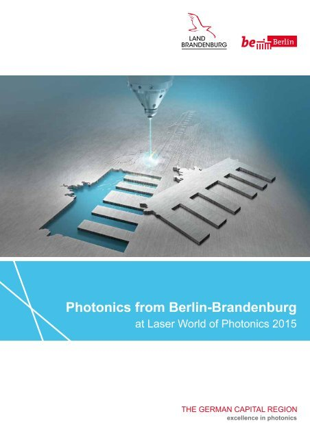 Photonics from Berlin-Brandenburg