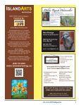 MAGAZINE www.islandartsmag.ca - Island Arts Magazine - Page 5