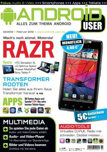 Android User RAZR