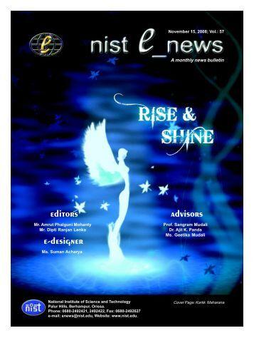 NIST e-NEWS(Vol 57, Nov 15, 2008)