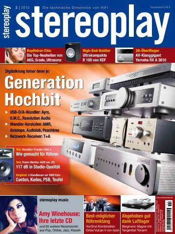 Stereoplay Generation Hochbit