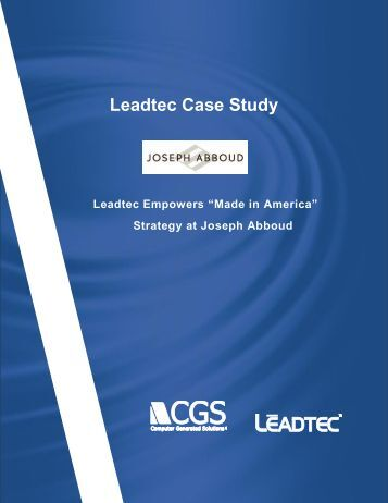 computer purchase case study Telecommunications and computer technology allow  used for procurement (purchase  critical factors affecting supply chain management: a case study in the.