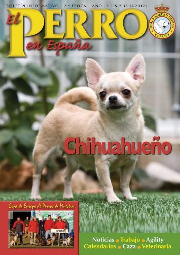 Calendario 1.er Semestre año 2012 - Real Sociedad Canina de ...