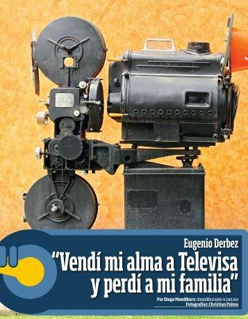 """""""Vendí mi alma a Televisa y perdí a mi familia"""" - Emeequis"""