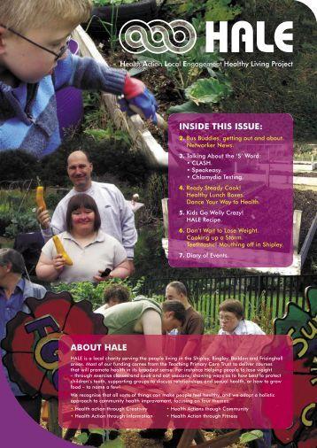Summer 2008 (PDF) - HALE
