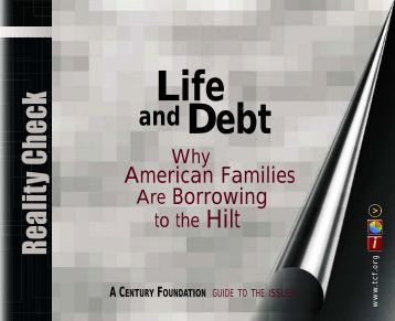 Life and Debt - The Century Foundation