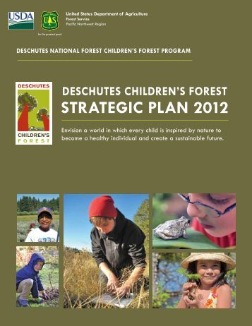STRATEGIC PLAN 2012 - The Deschutes Children's Forest