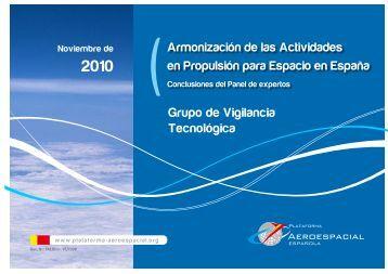 Grupo de Vigilancia Tecnológica Armonización de las Actividades ...