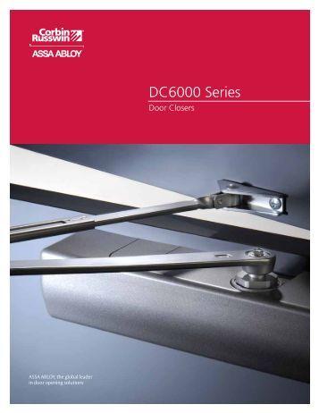 Ordering Examples - ASSA ABLOY Door Security Solutions :: Extranet