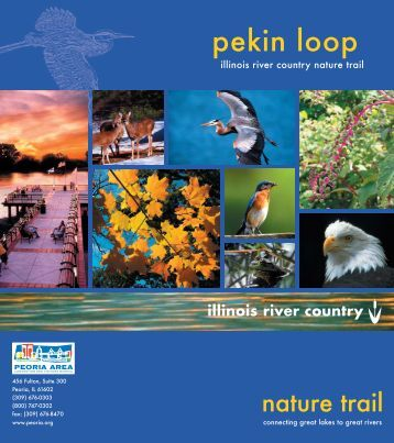 Download the Pekin Loop Nature Trail PDF Brochure - Pekin Area ...