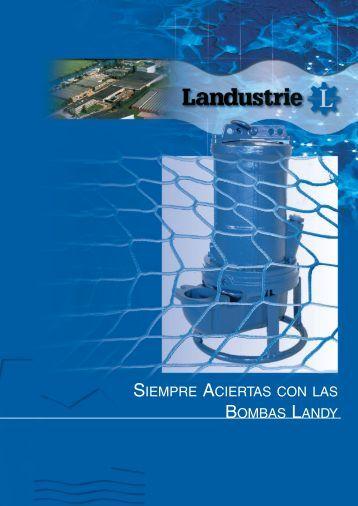 bombas landy - Landustrie