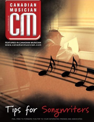 Download (PDF) - Canadian Musician