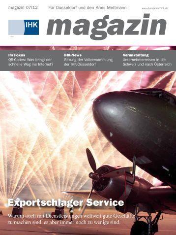 Exportschlager Service