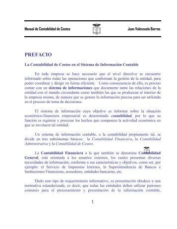 antecedentes historicos de la contabilidad - Universidad de Chile