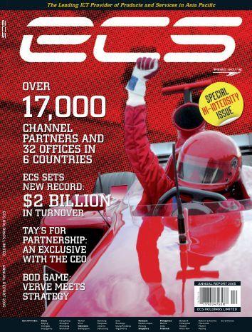 2 billioN - ECS Holdings Limited
