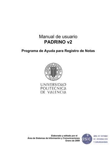 Manual PADRINO v2