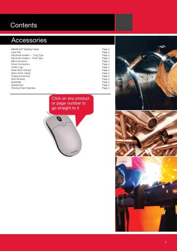 View Catalogue - Lincoln Electric