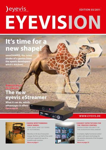 to download the latest version of - Eyevis UK
