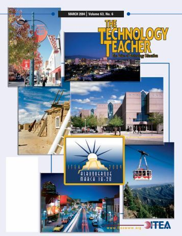 March 2004 - Vol 63, No.6 - International Technology and ...