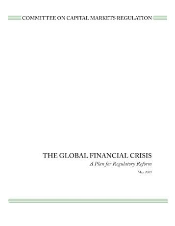 impact of global financial on capital World economy through both the current and capital  analyze the impact of recent global financial crisis on  recent global recession and indian economy: an.
