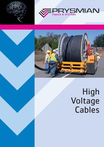 Prysmian Xlpe Cable : Low voltage cables