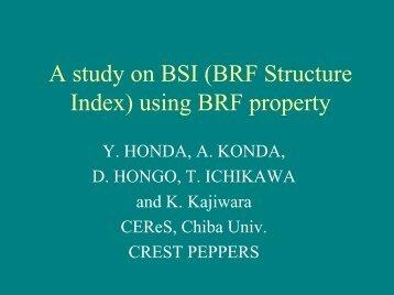 A study on BSI