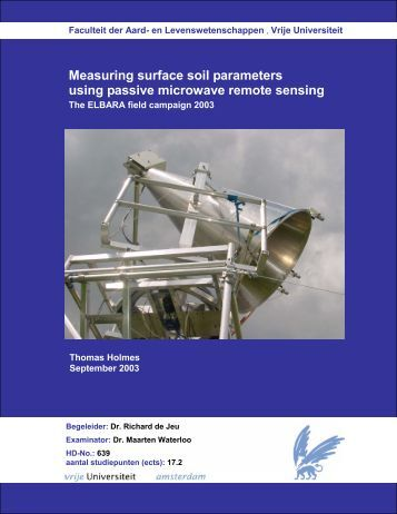 Modelling and measurement of radon diffusion through soil for Soil quality parameters