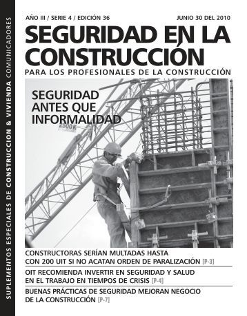 SEGURIDAD EN LA CONSTRUCCION.pmd - CONSTRUCCION Y ...