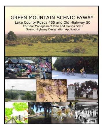 GREEN MOUNTAIN SCENIC BYWAY - Florida Scenic Highways