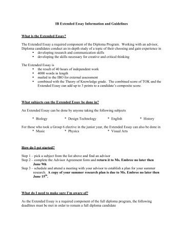 B school essays