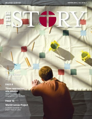 View this issue as a PDF. - Luther Seminary