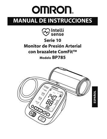 omron hv f128 instruction manual