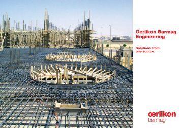 Oerlikon Barmag Engineering - Oerlikon Barmag - Oerlikon Textile
