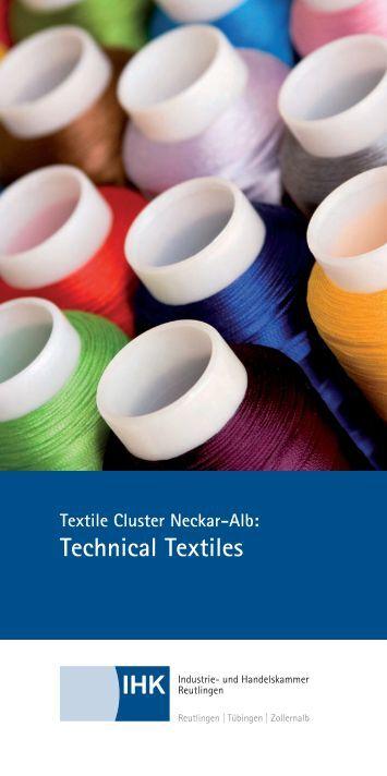 Technical Textiles - beim Expertenforum Textil